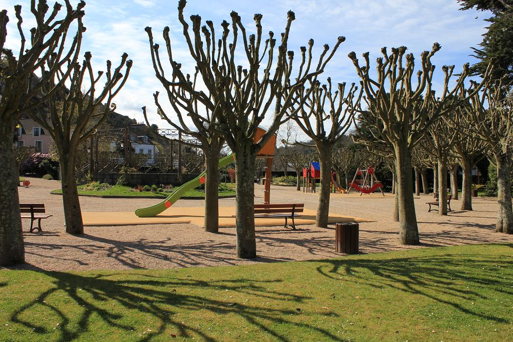 Jardin public de cherbourg icotentin for Jardin public