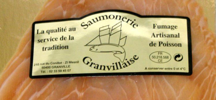 Saumonerie Granvillaise