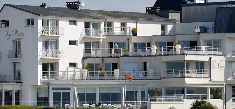 Hôtel – Restaurant  La Marine