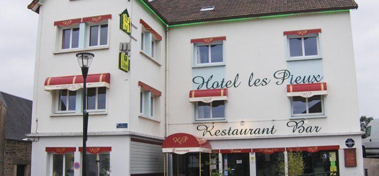 Hôtel Les Pieux
