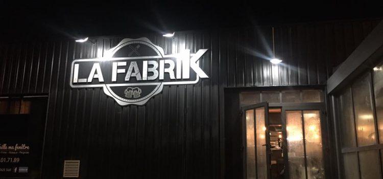 La Fabrik – Brasserie