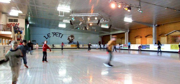 Le Yéti – Patinoire / Kart sur glace / Bowling