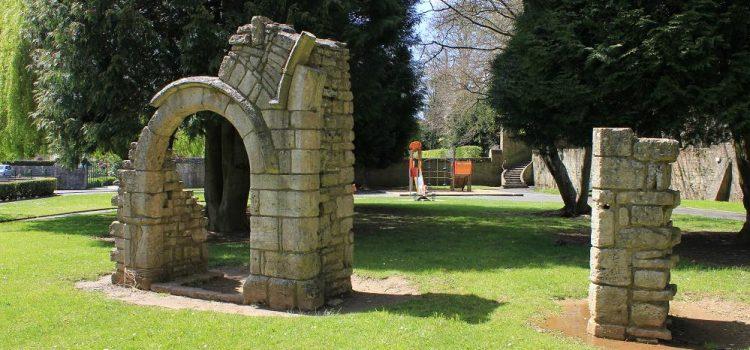 Jardin Public à Valognes