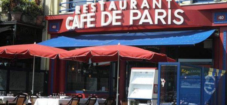 Restaurant Le Café de Paris