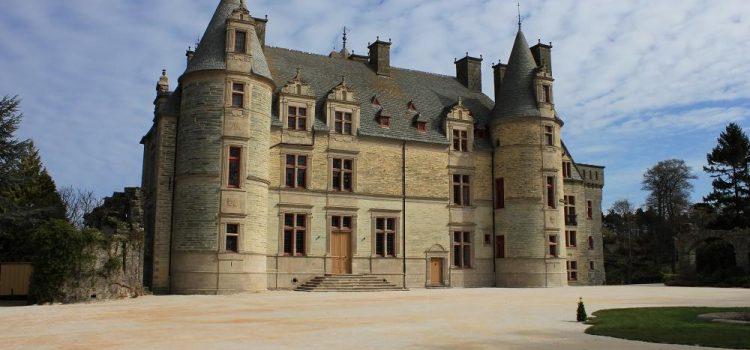 Château des Ravalet