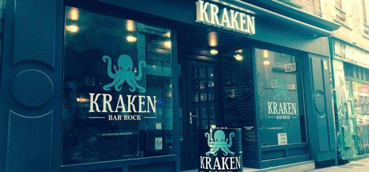 Le kraken Cherbourg Bar-Rock